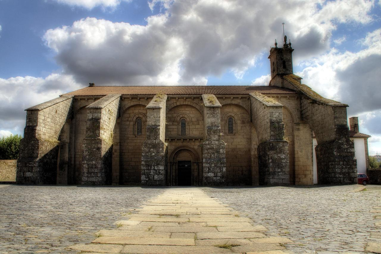 Church of Saint Mary of Sar, Santiago