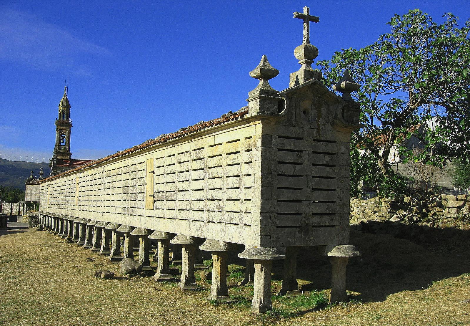 The Carnota «Hórreo»